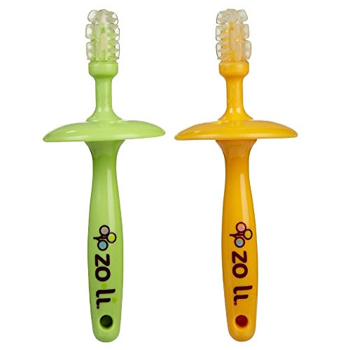 ZoLi Gummy Stick Baby Gum Massagers