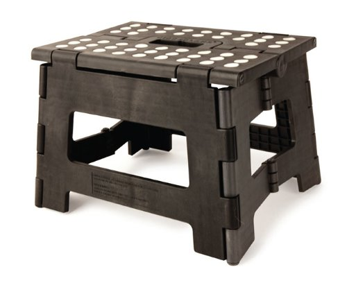 Kikkerland Rhino Easy Fold Step Stool