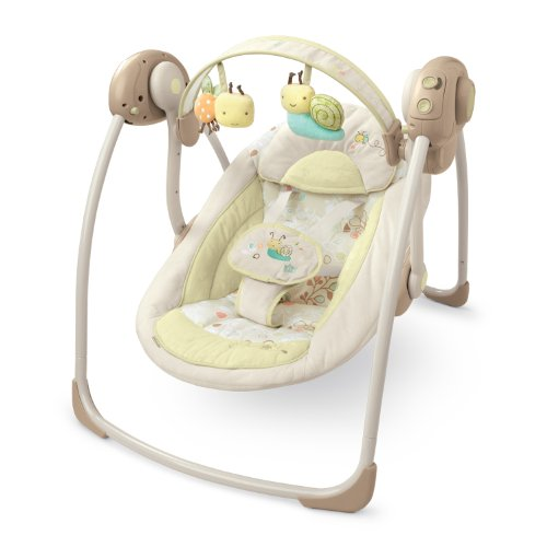 Bright Starts InGenuity Portable Swing