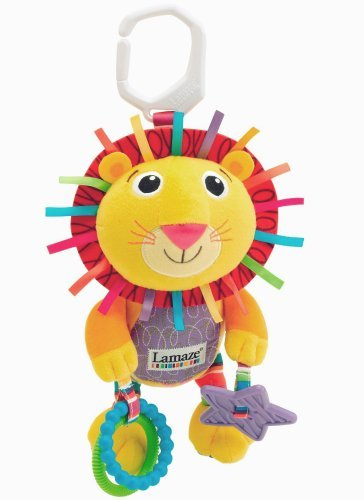 Lamaze Logan the Lion Plush Toy