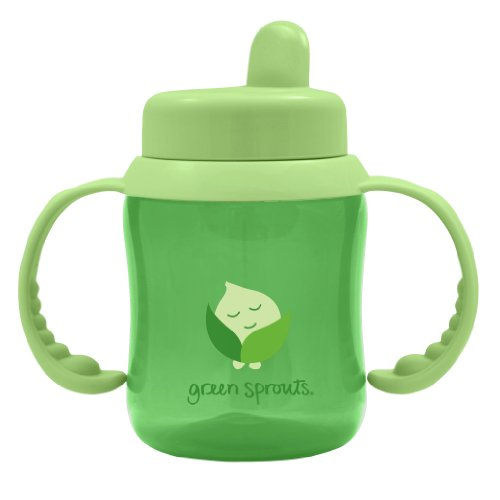 green sprouts Flip Top Sippy Cup