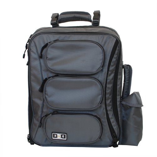 Diaper Dude Convertible Messenger/Backpack Diaper Bag