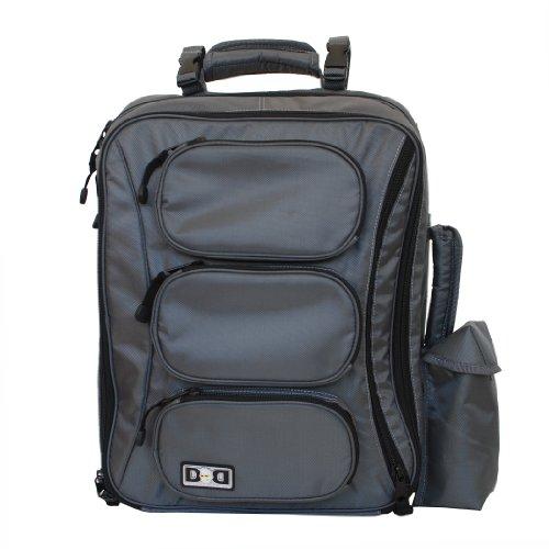 Diaper Dude Convertible Messenger/Backpack Diaper Bag