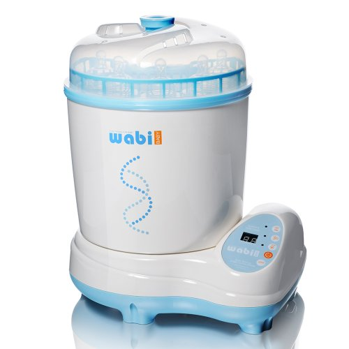 Wabi Baby Bottle Sterilizer With Dryer