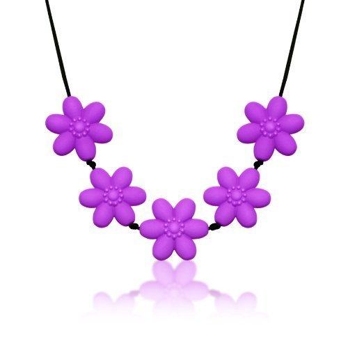 Siliconies Flower Necklace (Teething/Nursing)