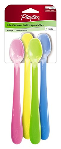 Mealtime Infant Spoons