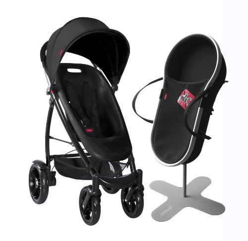 phil&teds Smart 2013 Bassinet and Stroller Bundle