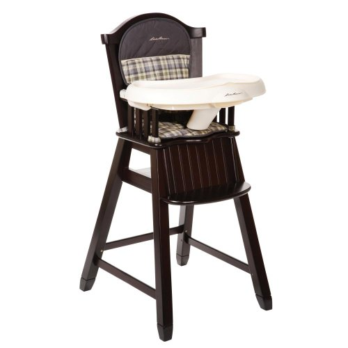 Eddie Bauer Classic Wood High Chair