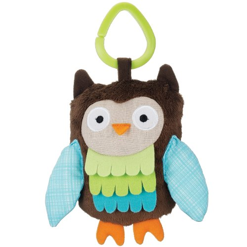 Skip Hop Treetop Friends Stroller Toy