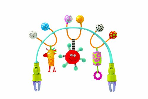 Taf Toys Flexi Arch. Baby Stroller and Pram Activity Bar