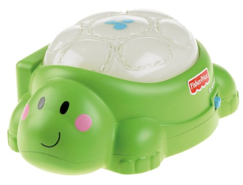 Fisher-Price Discover 'n Grow Light Up & Go Turtle Soother