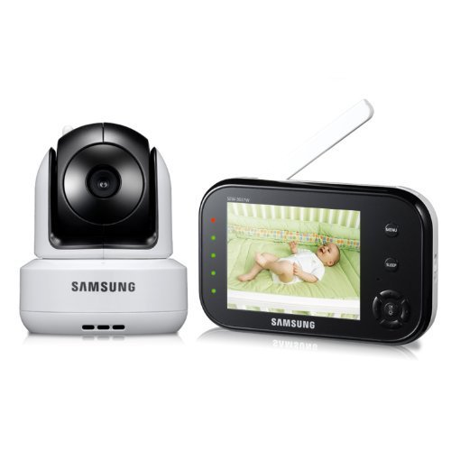 Samsung SEW-3037W Wireless Video Baby Monitor