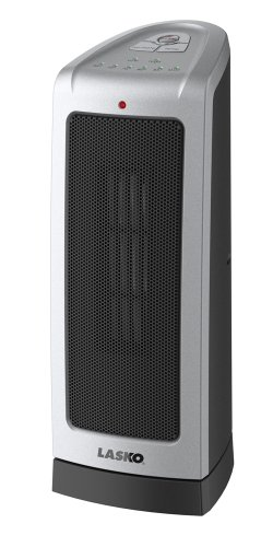 Lasko Electronic Oscillating Tower Heater 5309