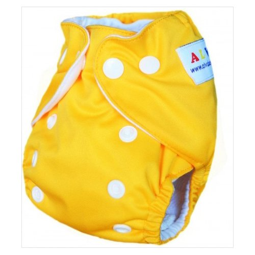 Alva Newborn Baby Cloth Diapers