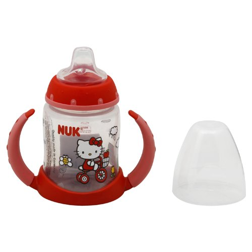NUK Silicon Spout Sippy Cup