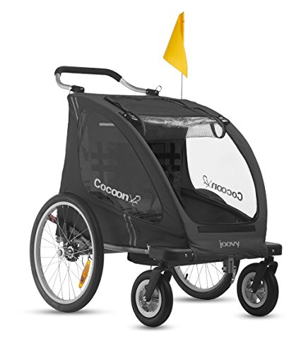 Joovy Cocoonx2 Enclosed Double Stroller