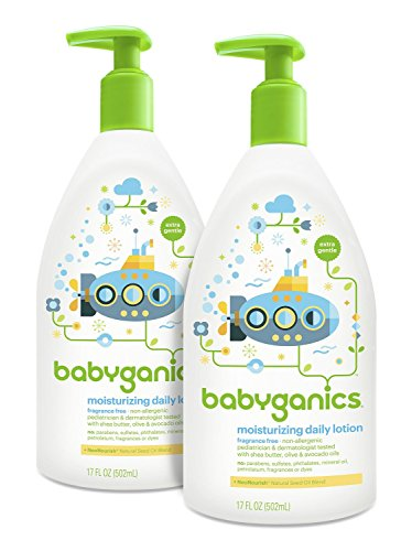 Babyganics Daily Baby Lotion