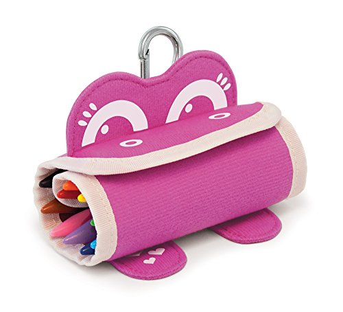 P'Kolino Mess Eaters Crayon Roll