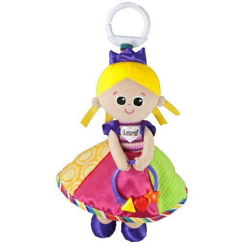 Lamaze Play & Grow Princess Sophie Take Along Toy