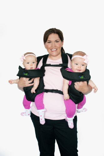 Stuff 4 Multiples TwinTrexx 2 Twin Baby Carrier