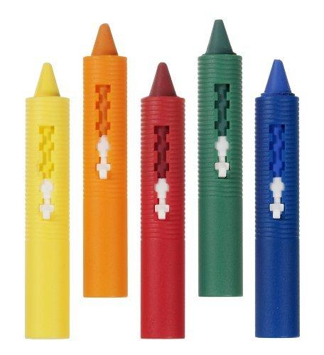 Munchkin 5 Piece Bath Crayons Set