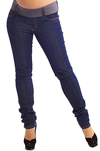 Maternal America Skinny Maternity Jeans