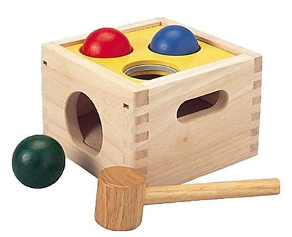 Plan Toys Punch and Drop Toy