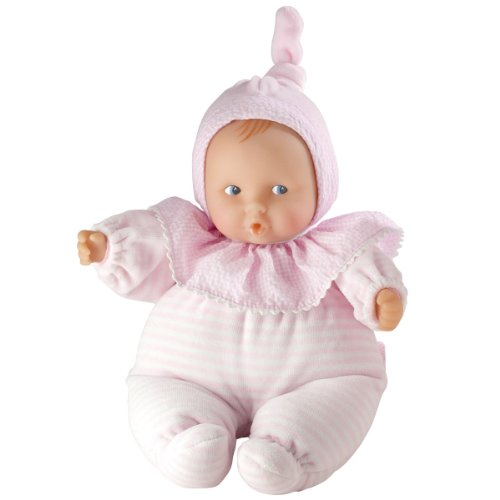 Corolle Babipouce Pink Striped Doll