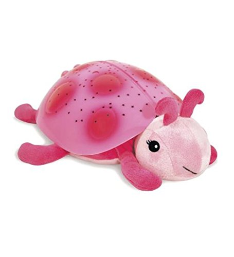 Cloud b Twilight Pink Ladybug  Night Light