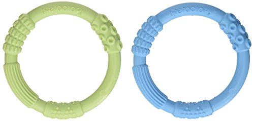 Lifefactory Multi Sensory Silicone Teether