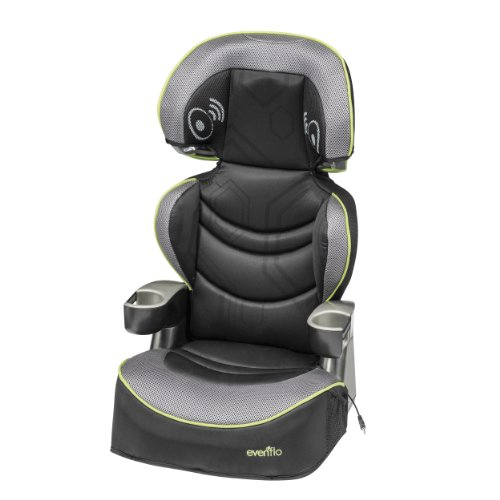 Evenflo Big Kid DLX Booster Car Seat