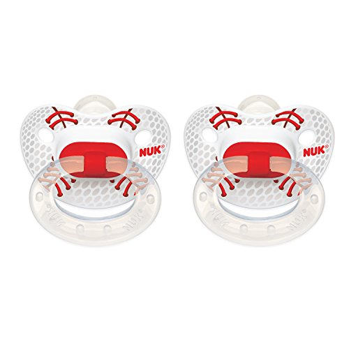 NUK Sports Puller Pacifier