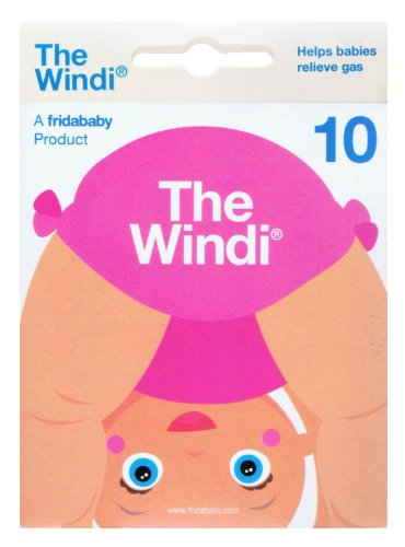 The Windi Gas and Colic Reliever for Babies - 1 Pack (10 Count)