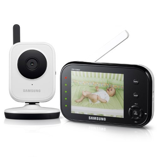 Baby Products Samsung SEW-3036WN Wireless Video Baby Monitor