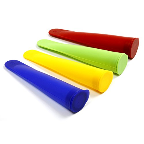 Norpro Silicone Ice Pop Maker Set