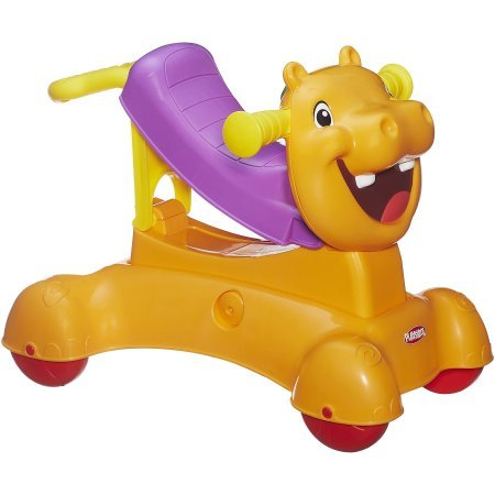 Playskool Rock Ride 'N Stride Hippo Walker