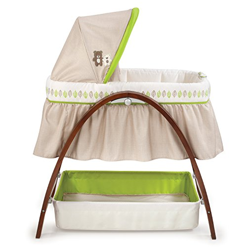 Summer Infant Bentwood Bassinet
