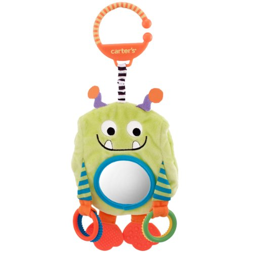 Carter's Tag Along Monster attachable