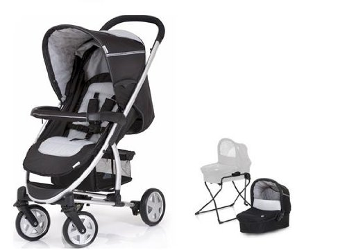 Hauck 2012 Malibu Stroller with Bassinet