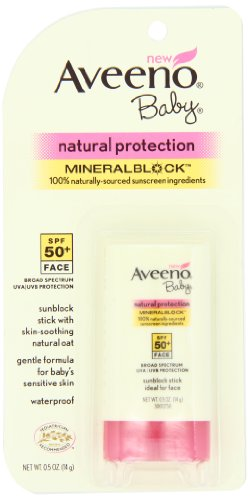 Aveeno Sun Natural Protection Baby SPF 50 Stick
