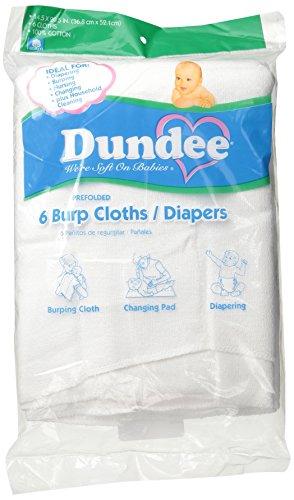 Dundee Burp Cloths