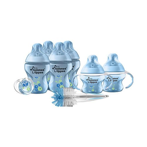 Tommee Tippee Closer to Nature Newborn Decorated Starter Set