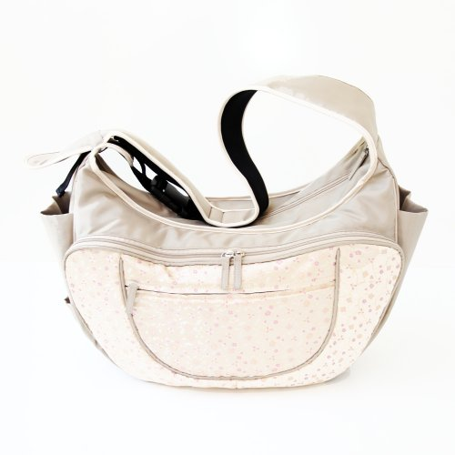 Baby Hobo Couture Diaper Bag and Nursing Pillow