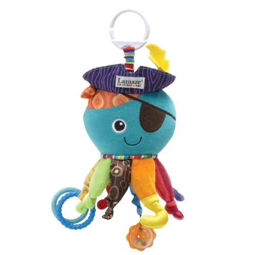 Lamaze Early Development Toy - Captain Calamari