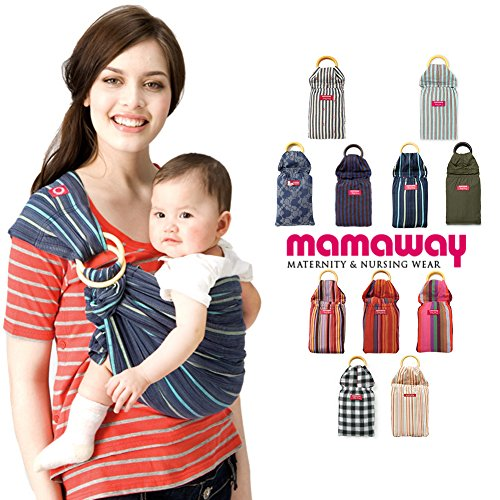 Mamaway Ring Sling Baby Carrier Reviews