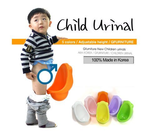 Potty Pee Training Toilet for Boy