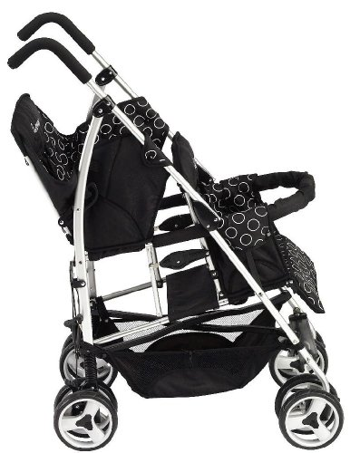Kinderwagon Hop Tandem Umbrella Stroller