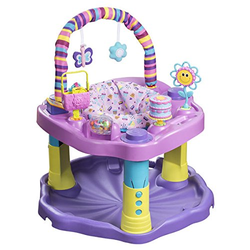 Sweet Little ExerSaucer Bounce and Learn Sweet Tea Party