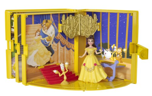 Disney Princess Favorite Moments Storybook Belle Play Set