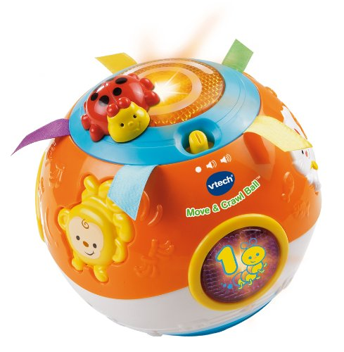 VTech Move & Crawl Electronic Activity Ball